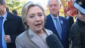 Chapaqqua It U0027s Humbling U0027 Says Hillary Clinton After Voting In Chappaqua