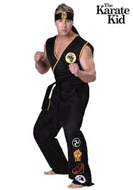 nasty halloween costume ideas karate kid cobra kai costume costumes and halloween costumes