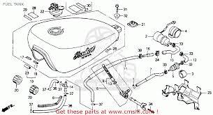 honda vt600c shadow vlx 1993 p usa california fuel tank
