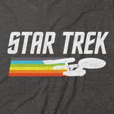 star trek men u0027s graphic short sleeve t shirt walmart com