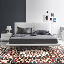 bedroom modern platform bedroom sets solid wood platform bed