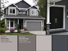 Front Door Colors for Light Gray House  uapbcom
