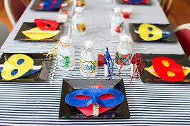 Superman Birthday Party Decoration Ideas Kara U0027s Party Ideas Superhero Boy Superman Batman Spiderman