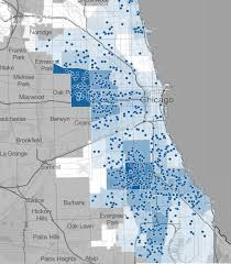 chicago map shootings shootings crest 1000 in chicago s gun paradise the
