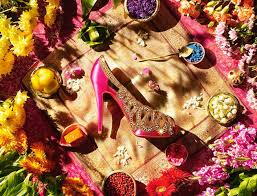 Wedding Shoes India Christian Louboutin U0027s First Wedding Suite Opens In India The Royale