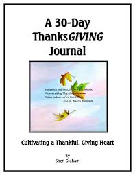 thanksgiving journal cultivate a thankful giving heart with this 30 day thanksgiving
