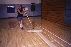 Hardwood Floor Coating Woodpride Flooring Athletic Hardwood Floor Process In Colorado