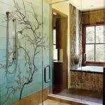 bathroom mural ideas bathroom tile mural in modern bathroom design e causes