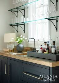Open Metal Shelving Kitchen by Best 25 Glass Shelves Ideas On Pinterest Floating Glass Shelves