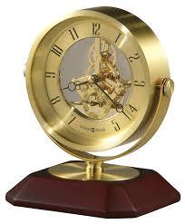 Howard Miller Clock Value Amazon Com Howard Miller 645 674 Soloman Table Clock Home U0026 Kitchen
