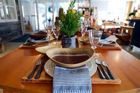 Simon Pearce Christmas Tree Dish by Modern Primal Andrew Pearce Bowls Jackson House Innjackson