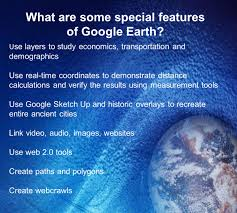 connecting content with google earth presented by adam controy