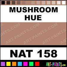mushroom nail art airbrush spray paints nat 158 mushroom paint