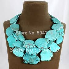 chunky beaded necklace images Chunky turquoise bead necklace andino jewellery jpg