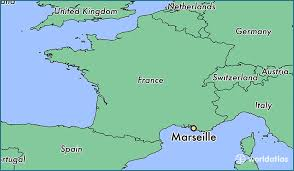marseilles map where is marseille where is marseille located