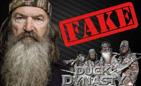 did you see duck dynasty duck dynasty fake before and after photos of phil robertson s