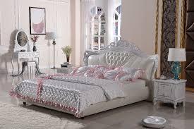 schlafzimmer amerikanischer stil aliexpress die moderne designer leder weichen bett große