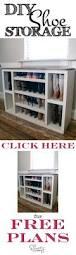 Shoe Storage Furniture by Diy Shoe Storage Cabinet Diy Shoe Storage Shoe Storage Cabinet
