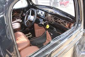 1940 Ford Pickup Interior Street Rodder Top 100 California Rod Reunion Rod Network