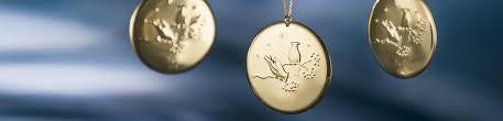 Locket Ornament Christmas Ornaments Kalevala Jewelry