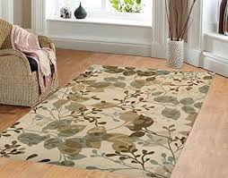 Rugs Modern Furnishmyplace Modern Floral Area Rug Furnishmyplace