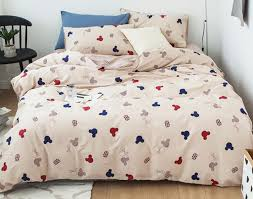 Mickey Mouse Bed Sets Enthralling Orignal Mickey Mouse Bedding Varietyonex Of