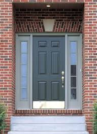 Exterior Door Bells Commercial Door Chime Exterior Front Doors Residential Metal Doors
