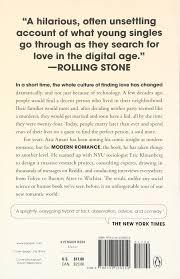 cover photo for resume modern romance aziz ansari eric klinenberg 9780143109259 modern romance aziz ansari eric klinenberg 9780143109259 amazon com books