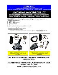 kenworth truck parts catalog steering rebuilders u0026 truck parts inc power steering