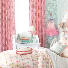 Pink Trellis Curtains Maggie Trellis Curtain Panel And Nursery Kid Bedding Sets In