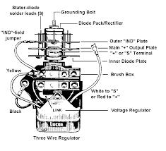 alternator repair u2013 triumph club u2013 vintage triumph register