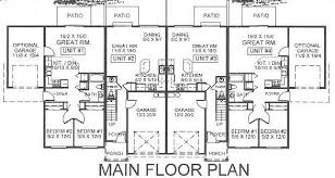 Multi Family Homes Floor Plans Turnkey Multi Family Plans Palmer Alaska Custom Homes Robert