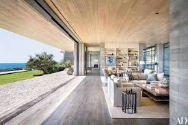 real estate maven kurt rappaport u0027s striking home in malibu