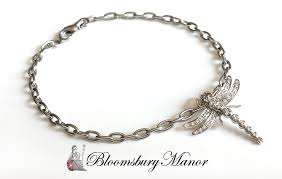 bracelet diamond tiffany images Tiffany co platinum diamond dragonfly bracelet bloomsbury jpg