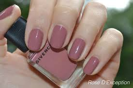 givenchy le vernis intense colour nail lacquer in rose d u0027exception