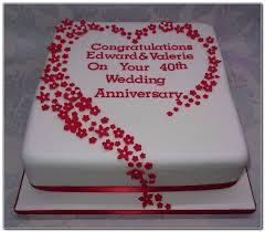 40th wedding anniversary party ideas 40th wedding anniversary party ideas wedding
