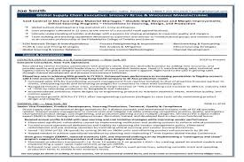 Sample Resume For Supply Chain Executive by Image Result For Manufacturing Manager Job Description Sample