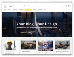 Best Sites To Upload Resume by 30 Best Personal Blog Wordpress Themes 2017 Colorlib