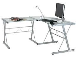 bureau en verre but but bureau angle bureau d39angle en verre tras bon bureau dangle