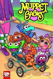 muppet babies hardcover comic books comics marvel