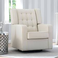 Upholstered Rocking Chairs For Nursery Delta Children Nursery Tufted Rocking Chair Dove Grey
