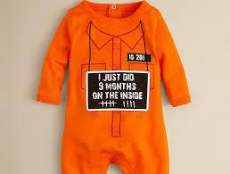 Prison Jumpsuit Prison Jumpsuit Onesie U2013 Daddy Check This Out