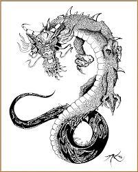 download dragon tattoo template danielhuscroft com