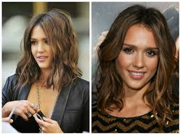 haircut bob wavy hair the best of jessica alba hairstyles hair world magazine