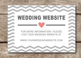 wedding registry inserts registry cards for wedding etiquettes to follow everafterguide