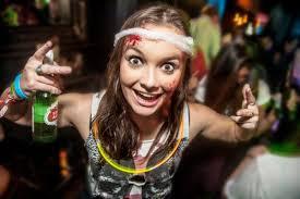 the big night out zombie pub crawl biggest baddest u0026 maddest in