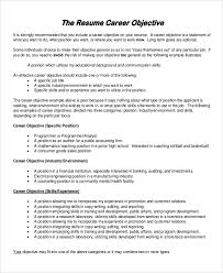 Social Work Resume Objective Examples by Skills Worker Resume