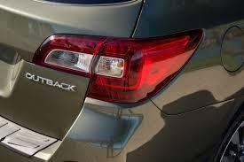 subaru outback 2018 red 2018 subaru outback our review cars com