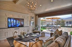country living room lighting 1512 dolphin terrace beach style living room los angeles by