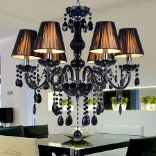 New Chandeliers by Online Buy Wholesale Black Candle Chandelier From China Black